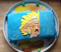 pastel para paula